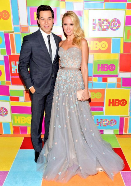 The glamest of glams! The couple flaunt their polished look at the HBO post Emmy party.  key=>0 count6