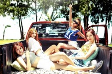 SISTAR Takes First On Nine Different Online Music Charts With 'I Swear'