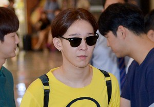 WINNER at Gimpo Airport Heading to Japan