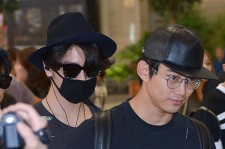 2PM at Gimpo Airport Heading to Japan for their New Japanese Single Recordings