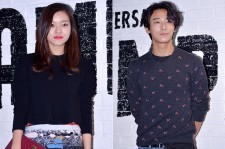 Go Ah Sung and Joo Ji Hoon Attend CAMPER Launching Event