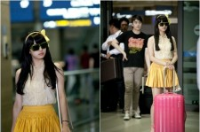 'Big' miss A's Suzy Asks Lee Min Jung Some Money for Cab Fare