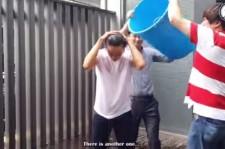 CNBLUE Yonghwa Ice Bucket Challenge