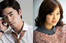 Shin Sung Rok and Jin Se Yeon