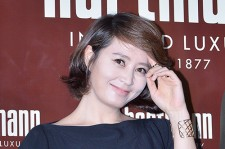 Kim Hye Soo at Hartman Flagship Store Launching Event
