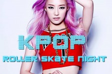 Kpop Roller Skate Night