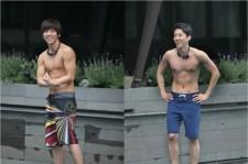 Super Junior's Kim Kibum vs. Yang Jin Woo - Who Has The Better Six Pack?