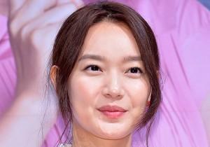 Shin Min Ah at the Press Conference of Upcoming Movie 'My Love, My Bride'