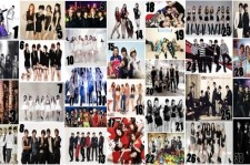 K-pop 2014 Ranking