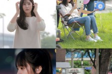 My Lovely Girl' Krystal Shines The Drama Set With Her Passion