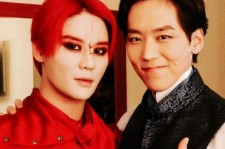 kai picture with junsu