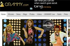 Wonder Girls' 'Like This' Decorates Grammy Awards Website