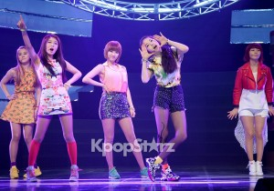 Wonder Girls Beautiful Performance at Mnet's 'M! Countdown' [PHOTOS]