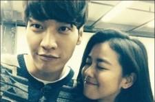 kim young kwang kyung soon jin selfie