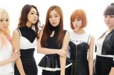 The original Ladies' Code lineup