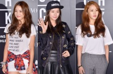 Yoon So Hee, Jung So Min and Heo Ga Yoon Attend Nike Vogue Collaboration Runway Show