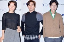 Kim Hee Ae, Lee Jin Wook and Jung Woo Sung Attend KOON Launching Event - Sep 03, 2014 [PHOTOS]