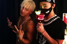 gdragon and taeyang
