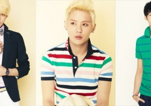 JYJ Gets Ready for Summer in NII Summer Collection [PHOTOS]