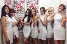 Girl Group AOA To Be Only Korean Singer To Be Invited To 'Tokyo Runway 2014'