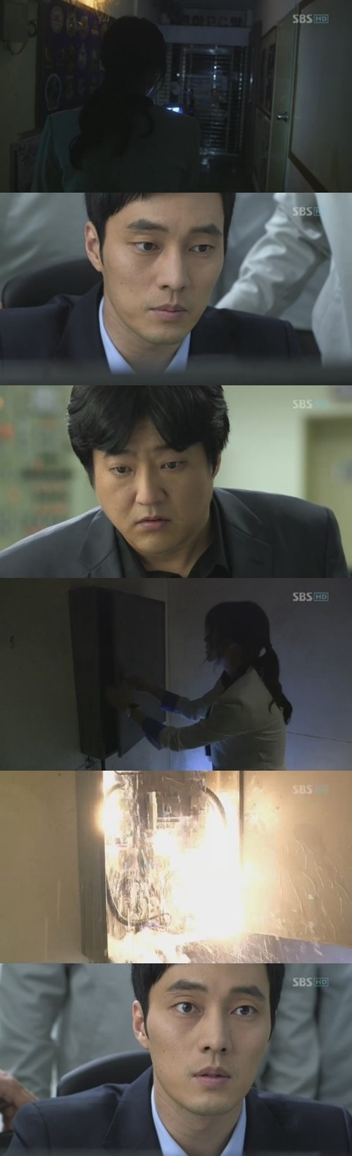 'Ghost' Lee Yeon Hee Saves The Day Against Hacker!key=>0 count2