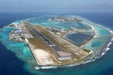 Malé Airport (Ibrahim Nasir International Airport), Maldives