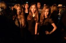 TaeTiSeo Ralph Lauren Fashion Show