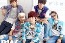 B1A4 Takes Second On Oricon Single Chart With Japanese Version Of 'SOLO DAY'