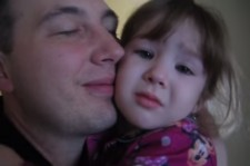 I'll miss you daddy - Father Daughter moment