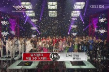 Wonder Girls Score Big on KBS 'Music Bank'