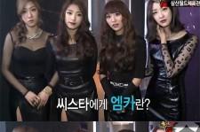 SISTAR's Hyorin Diss 'M Countdown',