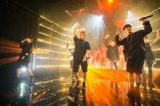 B.A.P Turns On Their Hypnotizing Charms At MTV Sessions In Singapore