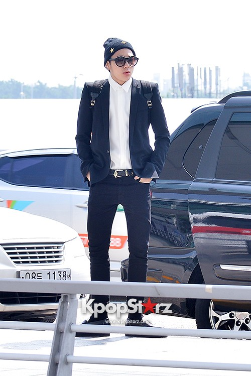 BlockB at Incheon Airport heading to Russia for Fanmeeting Showcase key=>2 count29