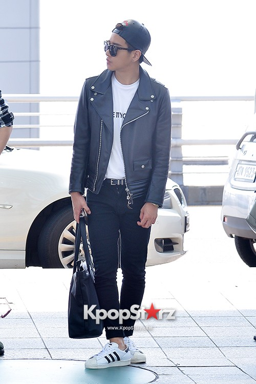 BlockB at Incheon Airport heading to Russia for Fanmeeting Showcase key=>6 count29