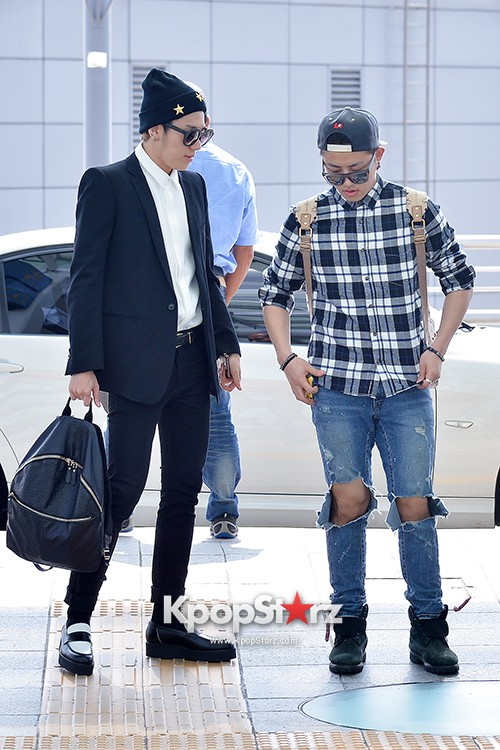 BlockB at Incheon Airport heading to Russia for Fanmeeting Showcase key=>7 count29