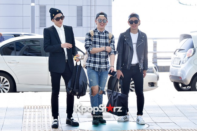 BlockB at Incheon Airport heading to Russia for Fanmeeting Showcase key=>9 count29