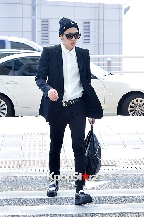 BlockB at Incheon Airport heading to Russia for Fanmeeting Showcase key=>11 count29