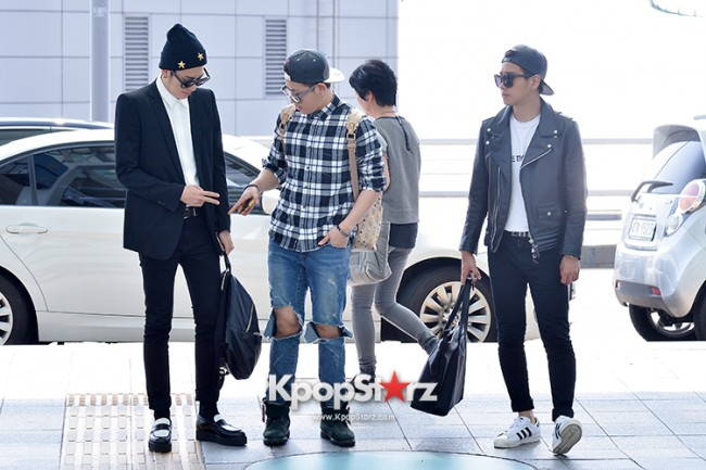 BlockB at Incheon Airport heading to Russia for Fanmeeting Showcase key=>12 count29
