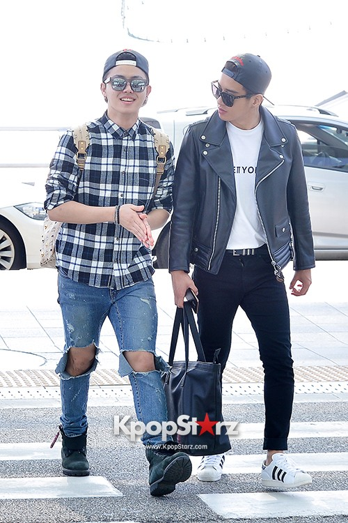 BlockB at Incheon Airport heading to Russia for Fanmeeting Showcase key=>0 count29