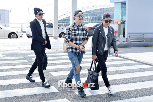 BlockB at Incheon Airport heading to Russia for Fanmeeting Showcase key=>13 count29