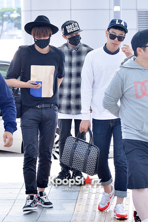 BlockB at Incheon Airport heading to Russia for Fanmeeting Showcase key=>23 count29