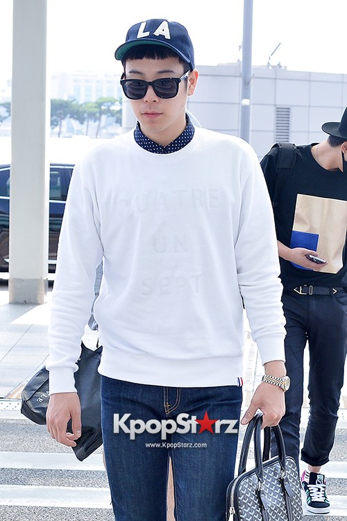 BlockB at Incheon Airport heading to Russia for Fanmeeting Showcase key=>27 count29