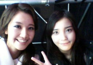 IU and SBS News Caster Yoo Hyeyoung
