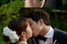 'Big' Gong Yoo's Deep Kiss Makes Lee Min Jung's Nose Bleed!