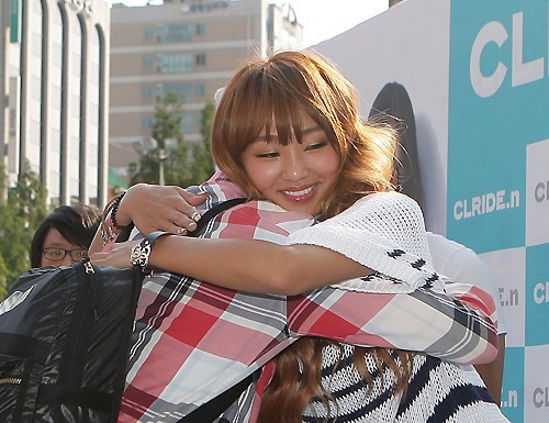 SISTAR Hyorin's 'Great Fan Service'key=>0 count1