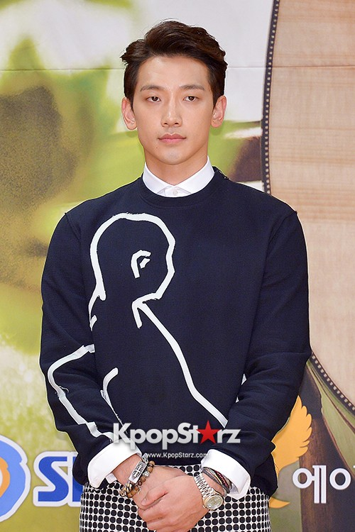 Rain Attends the Press Conference for SBS's New Drama 'My Lovely Girl' key=>9 count14