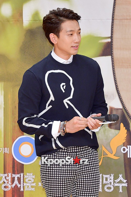 Rain Attends the Press Conference for SBS's New Drama 'My Lovely Girl' key=>10 count14