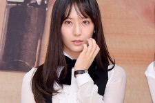f(x)'s Krystal Attends the Press Conference for SBS's New Drama 'My Lovely Girl'