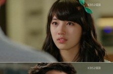 'Big' miss A's Suzy Ecstatic After Recognizing Shin Won Ho!