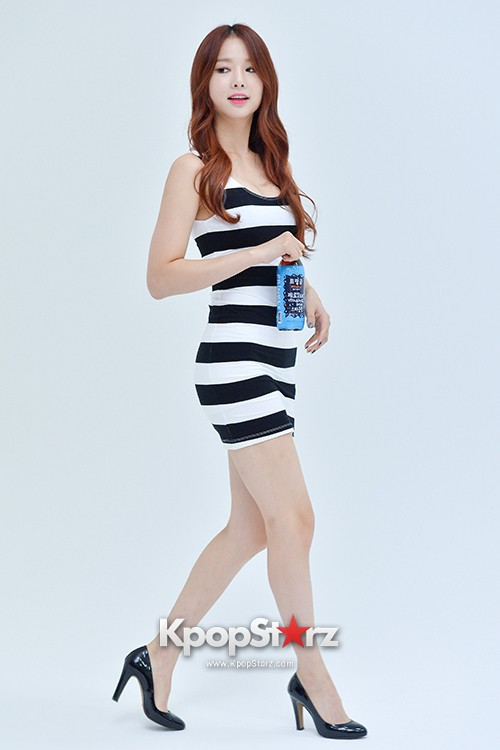 EXID Attends the Photoshoot for Vitamin C Drink 'Prinkles' key=>2 count24